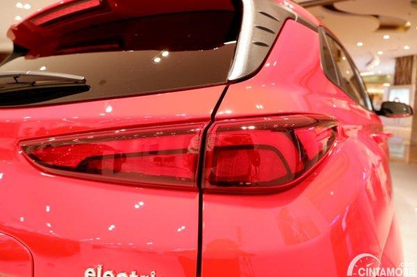 Foto stoplamp Hyundai KONA Electric Facelift 2021