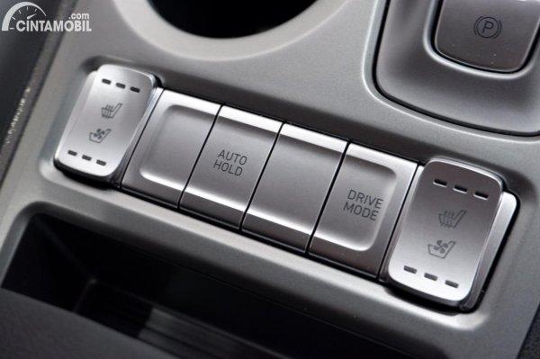 Foto driving mode Hyundai KONA Electric Facelift 2021