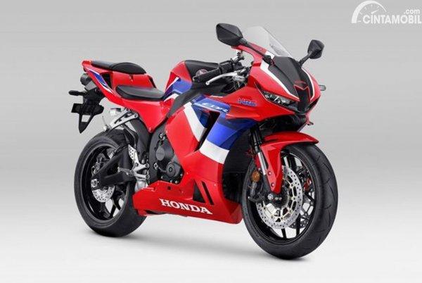 Honda CBR600RR Tricolor 2021