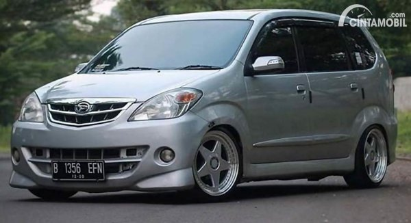 Modifikasi Daihatsu Xenia 2005