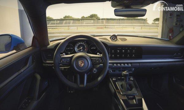 Interior Porsche 911 GT3 (992)