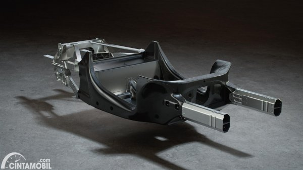 Platform baru MCLA yang dipakai di McLaren Artura Hybrid