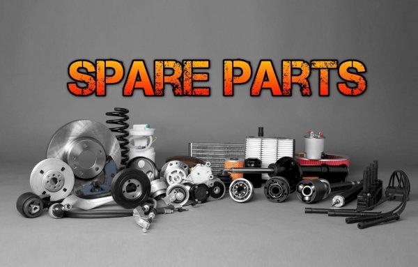 Foto menunjukkan Spare Part mobil