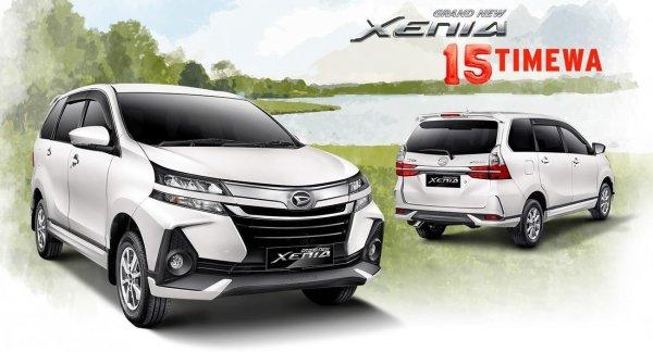 mobil baru Daihatsu Xenia