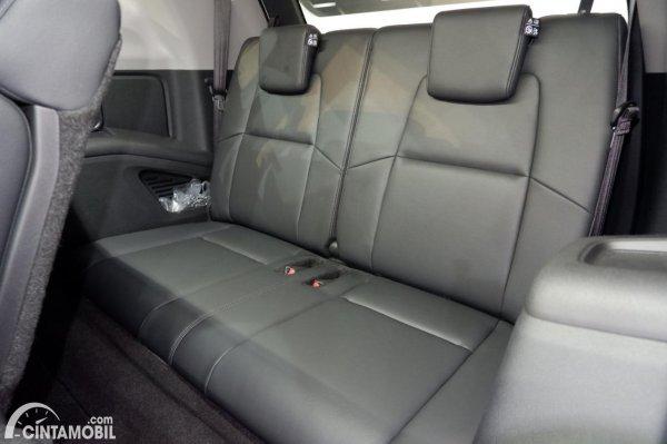 Foto kursi baris ketiga Honda CR-V Turbo Prestige 2021