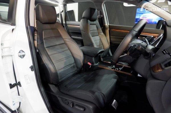 Foto kursi pengemudi Honda CR-V Turbo Prestige 2021