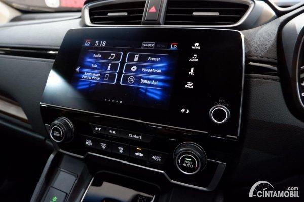 Foto head unit Honda CR-V Turbo Prestige 2021