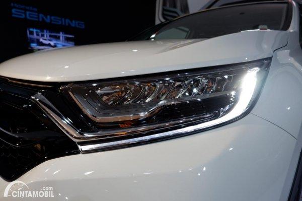 Foto headlamp Honda CR-V Turbo Prestige 2021