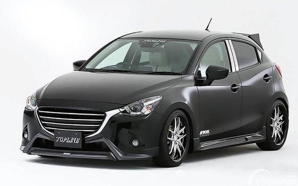 Modifikasi Mazda 2 Racing