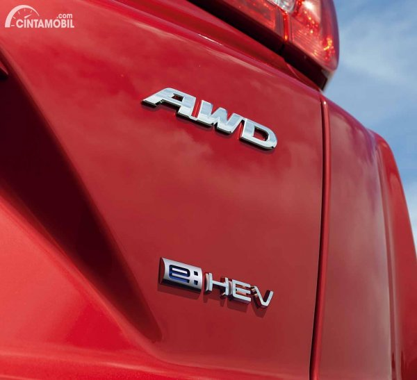 Gambar Honda HR-V Hybrid e:HEV 2021