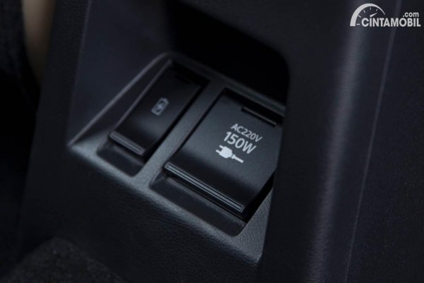 Pajero Sport 2021 Power Outlet