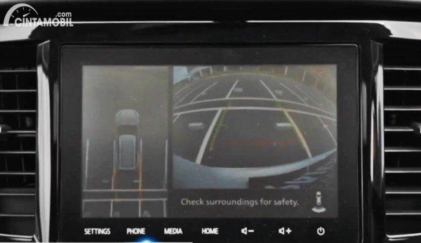 Pajero Sport 2021 Allround View Monitor