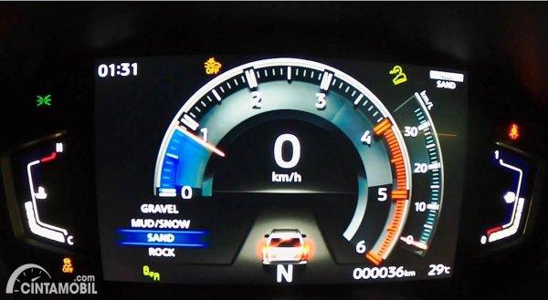 Pajero Sport 2021 Off Road Mode