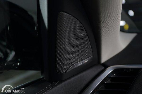 Sound system Harman Kardon yang dipakai di BMW X5 xDrive40i 2021