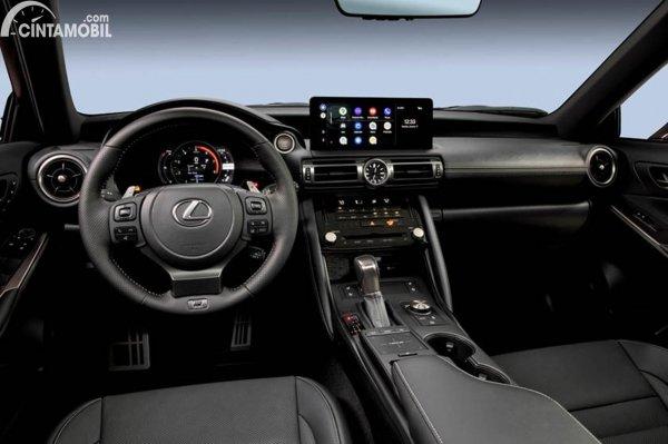 Lexus IS 500 F Sport Performance Interior