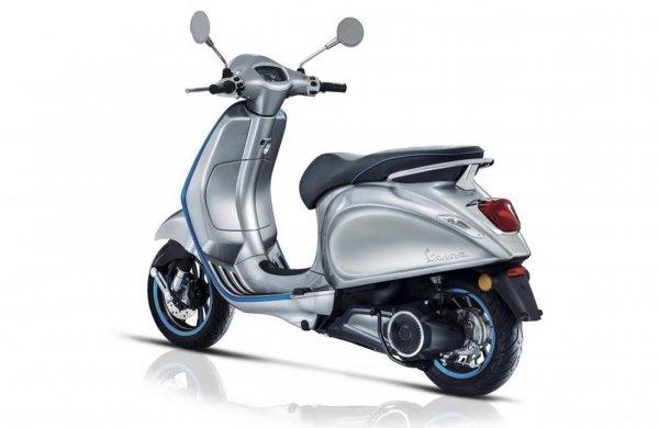Vespa Elettrica e-scooter
