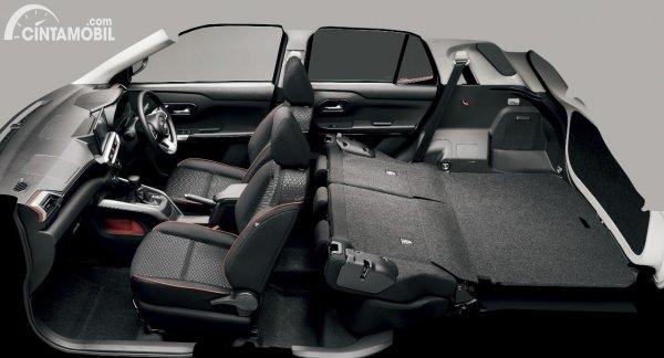 Gambar ruang kargo Daihatsu Rocky