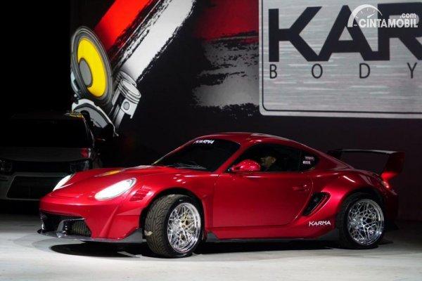 Gambar Karma Bodykit Porsche