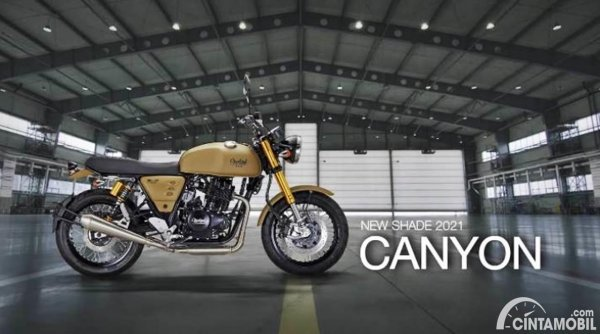 Cleveland Cyclewerks Ace 400 2021 Canyon