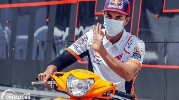 Marc Marquez 2021