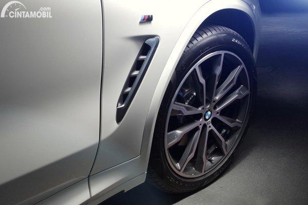 Velg M Sport 699 M 20 inch yang dipakai BMW X3 M Sport