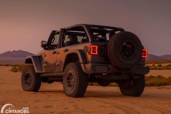 Jeep Wrangler Rubicon 392 Open Top