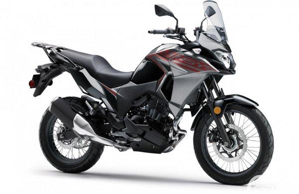 Kawasaki Versys X 300 2021 Front