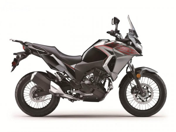Kawasaki Versys X 300 2021 Engine