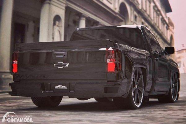Chevrolet Silverado Ceper