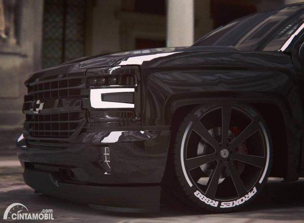Modifikasi Chevrolet Silverado