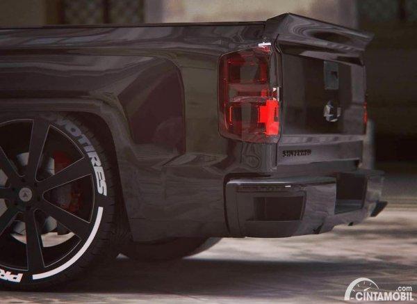 Chevrolet Silverado Modified