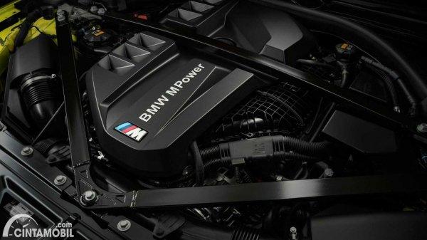 Mesin TwinPower Turbo 3,0L S58 yang dipakai BMW M3 dan M4