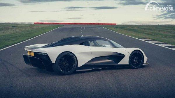 Aston Martin Valhalla rear