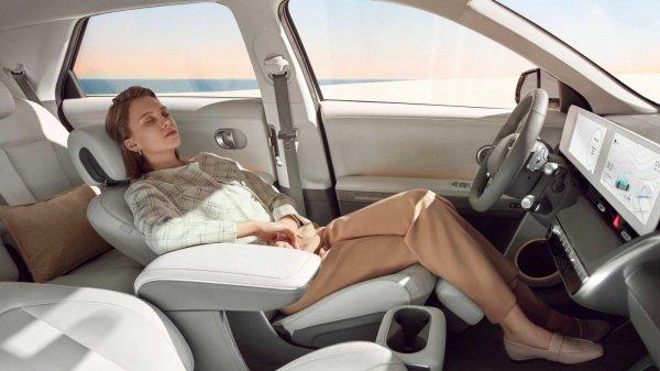 Foto kabin Hyundai IONIQ 5