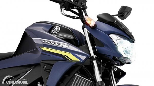 Yamaha Vixion 2021 Matte Blue