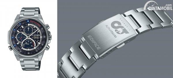jam tangan model Casio EFA-S590AT