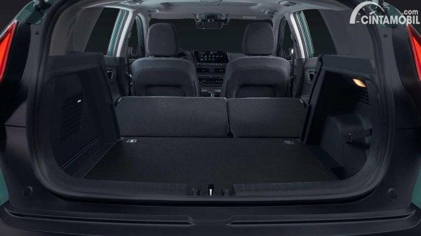 Bagasi Hyundai Bayon 2021