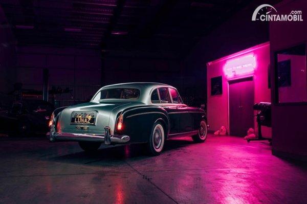 Bentley Klasik Listrik Lunaz