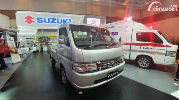 Foto Suzuki New Carry Pick Up Luxury GIICOMVEC 2020
