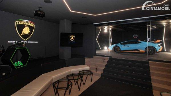 pengembangan Lamborghini Huracan STO dari Lamborghini