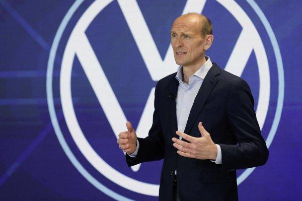 Foto CEO Volkswagen, Ralf Brandstätter