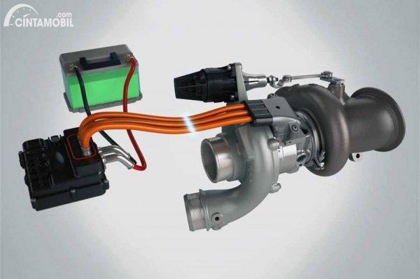 gambar turbo listrik