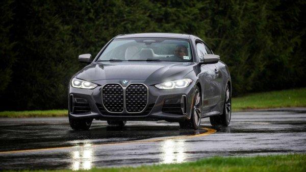 Gambar menunjukan BMW Seri 4