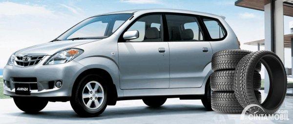 Ukuran Ban Mobil untuk Toyota Avanza