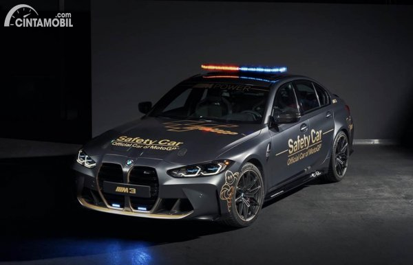 BMW M3 Safety Car MotoGP 2021