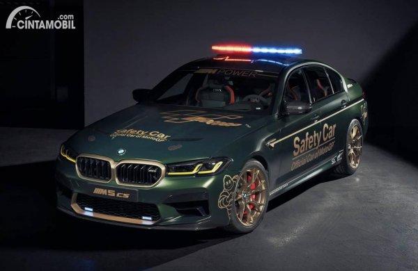 BMW M5 CS Safety Car MotoGP 2021