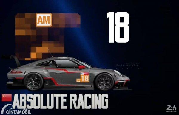 Absolute Racing membalap di Le Mans 24 jam