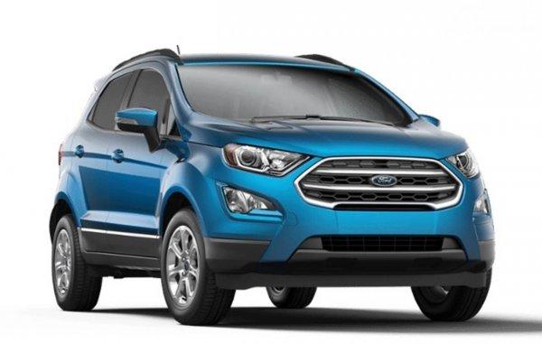 Ford EcoSport SE Titanium
