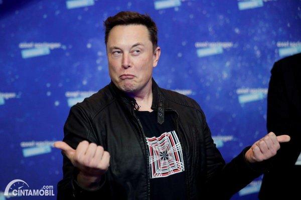 Elon Musk selaku CEO Tesla