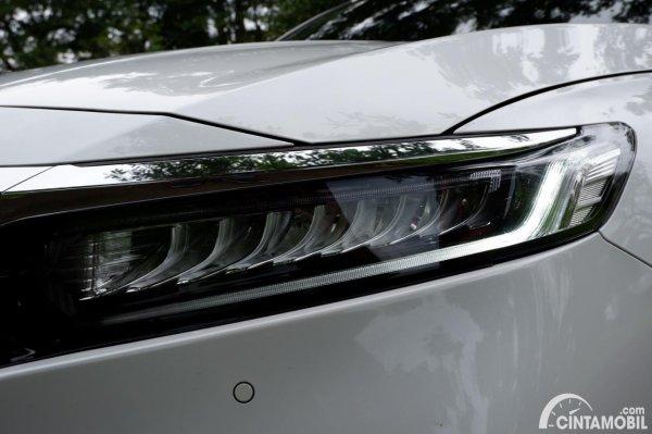 Foto headlamp Honda Accord Turbo 2021